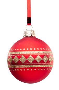 Free Christmas Ball Stock Image - 16803311
