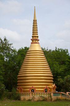 Free Pagoda In Thailand Stock Photography - 16805452
