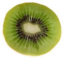 Free Kiwi On White Background Royalty Free Stock Photos - 16805858