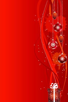 Free Christmas Background Stock Image - 16805971