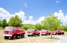 Free Fire Engines Royalty Free Stock Photos - 16806418