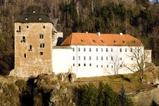 Free Castle Becov Nad Teplou Stock Photography - 16806852