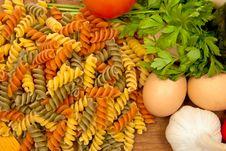 Free Basic Spaghetti Royalty Free Stock Images - 16807279