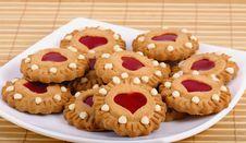 Free Cookies Valentines Stock Photo - 16807510