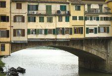 Free Old Bridge Royalty Free Stock Photography - 16807657