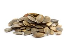 Free Pumpkin Seeds Stock Image - 16807791