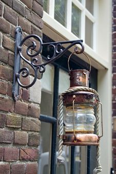 Free Hanging Lantern 2 Royalty Free Stock Photo - 16807855