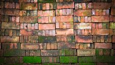 Free Grunge Tile Brick Texture Stock Photography - 16807982