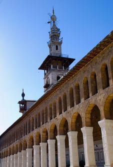 Free Umayyad Mosque Royalty Free Stock Photos - 16808128