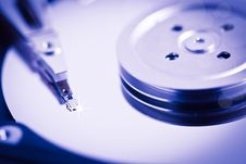 Free Hard Disk Drive Stock Photography - 16808392