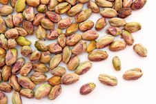 Free Roasted Pistachio Royalty Free Stock Photography - 16808777