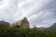 Free Abandoned Cottage Barn Royalty Free Stock Photos - 16809018