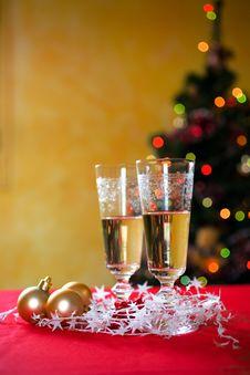 Free Christmas Celebration Stock Photo - 16809860