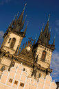 Free Church Of Our Lady Before Týn Royalty Free Stock Photo - 16813585