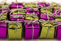 Free Purple And Green Parcel Background Stock Image - 16813971