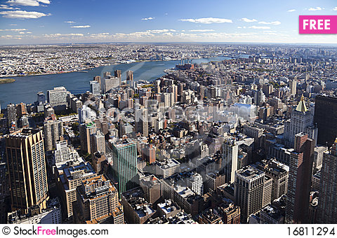 Free The New York City Stock Images - 16811294