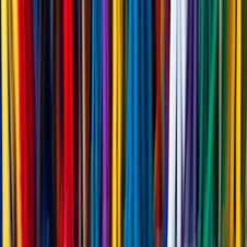 Free Colorful Lines Stock Photo - 16810410