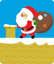Free Santa Claus Royalty Free Stock Photo - 16810425
