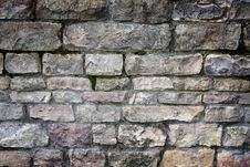 High Resolution Brick Texture Royalty Free Stock Photography