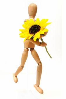 Free Wood Figure Stock Photo - 16811280