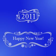 Free Elements For New Year S Design Stock Photo - 16811300