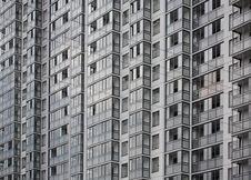 Free New Apartment House Royalty Free Stock Photo - 16811585