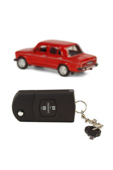 Free Car Keys And Car Stock Images - 16811714