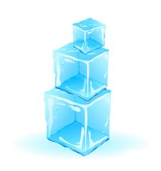 Free Ice Cube Stock Photography - 16812152