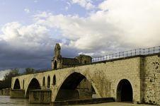 Free Pont D Avignon In Avignon, France Royalty Free Stock Photos - 16812258
