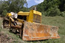 Old Bulldozer