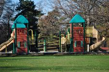 Free Playground Equipment Royalty Free Stock Photos - 16812418