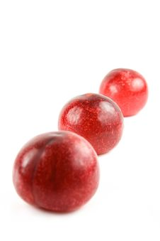 Free Plums Royalty Free Stock Images - 16812579