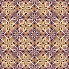 Seamless Checked Pattern. Stock Photos
