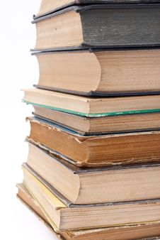 Free Pile Of Old Books Royalty Free Stock Images - 16813219