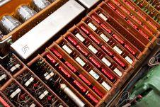 Free Old Electronic Block Stock Photo - 16813230