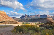 Free Zion Utah Stock Images - 16813714