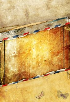 Free Vintage Banner Stock Images - 16814524