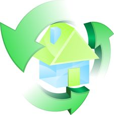 Free House Recycling Stock Images - 16814674