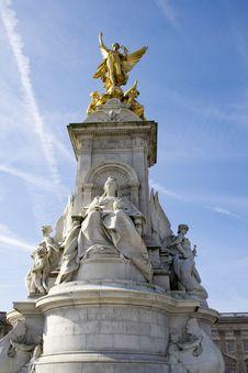 Free London Statue Royalty Free Stock Photo - 16814685