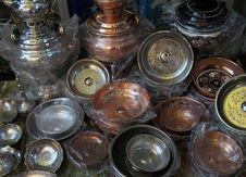 Free Anatolian Copper Object Royalty Free Stock Image - 16814816