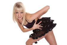 Free Sassy Dancer Royalty Free Stock Photo - 16815815