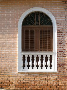 Free Old Window Royalty Free Stock Photos - 16815838