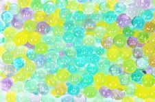 Free Colorful Balls Background Royalty Free Stock Photo - 16816935