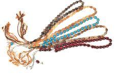 Free Muslim Rosary Beads Royalty Free Stock Photos - 16817238
