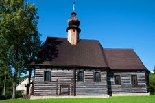 Free Old Wooden Church Royalty Free Stock Photo - 16817385