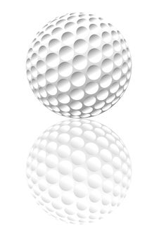 Free Golf Ball Royalty Free Stock Images - 16817739