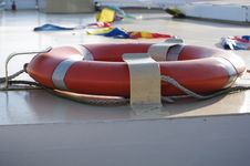 Free Life Buoy Ring Stock Images - 16817764