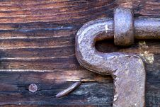 Latch Royalty Free Stock Photography