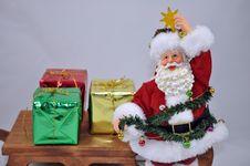 Free Santa Royalty Free Stock Image - 16818286