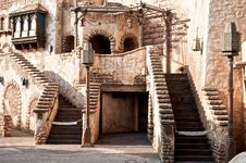 Free Stairs Royalty Free Stock Images - 16820319